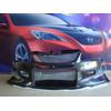 Bay Speed Aero Carbon Fiber VTS Front Bumper - EVO 8/9