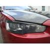 Bay Speed Aero Carbon Fiber Eye Brows - Lancer 08+