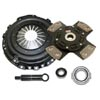 Competition Clutch Stage 5 - 4 Pad Rigid Ceramic Clutch Kit - EVO X