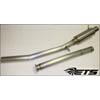 ETS Titanium Catback Exhaust System - EVO 8/9