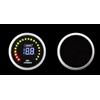 ProSport 52mm Digital Oil Pressure Gauge