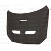 Seibon OEM Style Dry Carbon Hood - EVO X