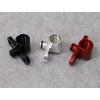 Boomba Fuel Pressure Regulator Adaptor - Right Angle - EVO X