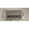 WORKS Charge Intercooler - 09+ Lancer Ralliart