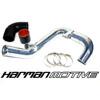 AQ Motorsports Lower Intercooler Pipe - EVO X