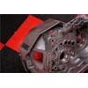 Three Speed Stainless Steel Scatter Shield - EVO X
