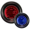 ProSport EVO Series 52mm Electric Boost Gauge Blue/Red