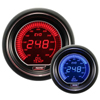 ProSport EVO Series 52mm Electric Oil Temperature Gauge Blue/Red