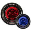 ProSport EVO Series 52mm Electric Water Temperature Gauge Blue/Red