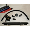 FIC Fuel Rail Kit -6AN - EVO 8/9