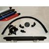 FIC Fuel Rail Kit -6AN - EVO 8/9