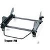 Bride FO-Type LH Seat Rail - EVO X