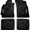 WORKS Embroidered Floor Mats - EVO 8/9