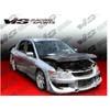 VIS Racing G Speed Front Bumper - EVO 8/9