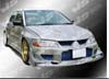 VIS Racing GTC Front Bumper - EVO 8/9