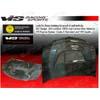 VIS Racing GT Carbon Fiber Hood - EVO 8/9