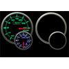 ProSport Premium 52mm Electric Boost Gauge Green/White