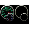 ProSport Premium 52mm Electric Fuel Pressure Gauge Green/White
