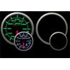 ProSport Premium 52mm Electric Oil Temperature Gauge Green/White