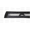 Seibon S Style Carbon Fiber Front Grille - EVO X