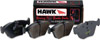 Hawk HP Plus Race Rear Brake Pads - EVO X