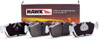Hawk Performance Ceramic Rear Brake Pads - EVO X