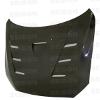 Seibon TS-Style Carbon Fiber Hood - EVO X