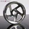 RRM Aluminum Crank Pulley 4B12 - 2.4L Lancer 2009-2011