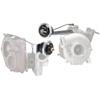 TurboSmart Internal Wastegate Actuator 22 PSI Black - EVO X