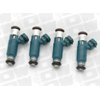 Deatschwerks 850cc Fuel Injectors Set of 4 - EVO X