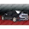 VIS Racing Invader Rear Bumper - EVO 8/9
