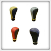 Manual Shift Knob - Leather