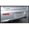 Mitsubishi OEM Rear Bumper Diffuser - Lancer GTS, ES, DE 2008+