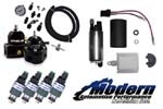 MAPerformance 500whp Pump Gas Fuel System - Evo 8/9