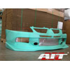 AIT Racing V9 Style Front Bumper - EVO 8/9