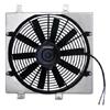 Mishimoto Aluminum Fan Shroud - EVO 8/9