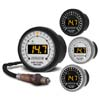 Innovate Digital MTX-L Wideband Air/Fuel Ratio Gauge Kit (All-in-one) w/o2 Sensor