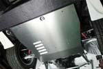 Carbing Front Under Panel - EVO 8/9