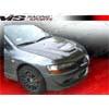VIS Racing OEM Carbon Fiber Hood - EVO 8