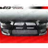 VIS Racing OEM Style Carbon Fiber Full Kit - EVO X