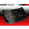 VIS Racing OEM Style Carbon Fiber Hood - EVO X
