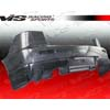 VIS Racing OEM Style Carbon Fiber Rear Bumper Cover - EVO X