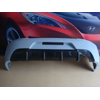 Bay Speed Aero JDM OEM Portion Carbon Rear Bumper - EVO 8/9