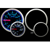 ProSport 52mm Mechanical Boost Gauge Blue/White
