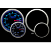 ProSport 52mm Electric Fuel Pressure Gauge Blue/White