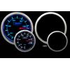 ProSport 52mm Electric Fuel Pressure Gauge Blue/White