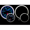 ProSport 52mm Electric Oil Temperature Gauge Blue/White