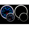 ProSport 52mm Electric Water Temperature Gauge Blue/White