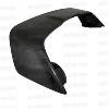 Seibon Carbon Fiber OEM-Style Rear Wing Spoiler - EVO X