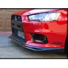 JDP Engineering Rally Style Carbon Fiber Front Lip - EVO X